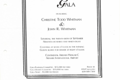 The Governor's Gala